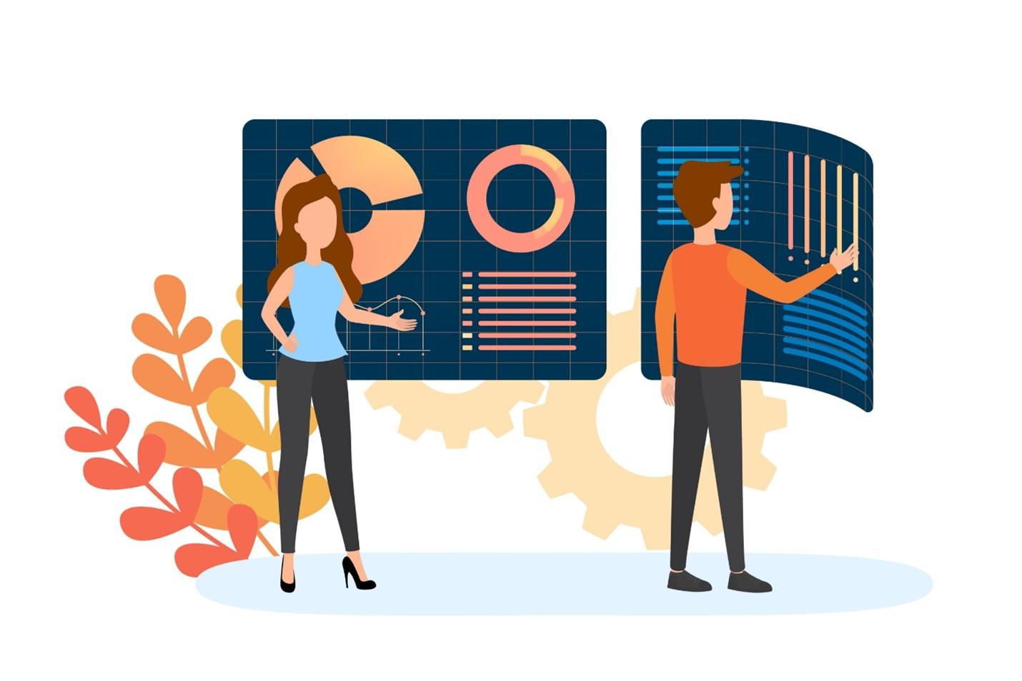 تفاوت فروش و مارکتینگ به زبان ساده   آژانس دیجیتال مارکتینگ دیماژن