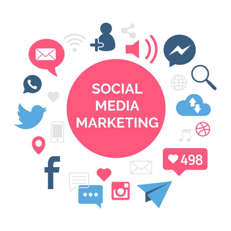خدمات بازاریابی شبکه های اجتماعی | آژانس دیماژن