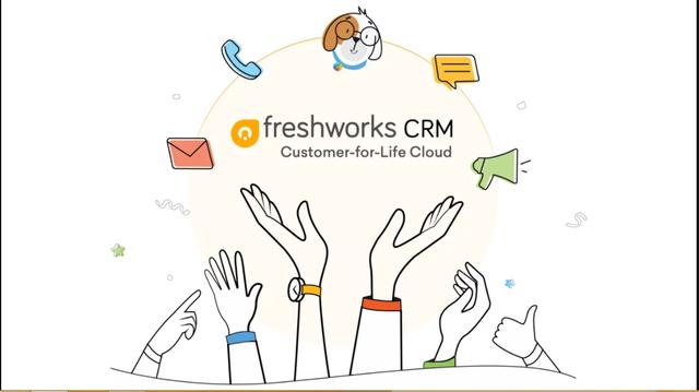 Freshworks CRM : بهترین نرم افزار CRM برای تماس تلفنی | آژانس دیجیتال مارکتینگ دیماژن