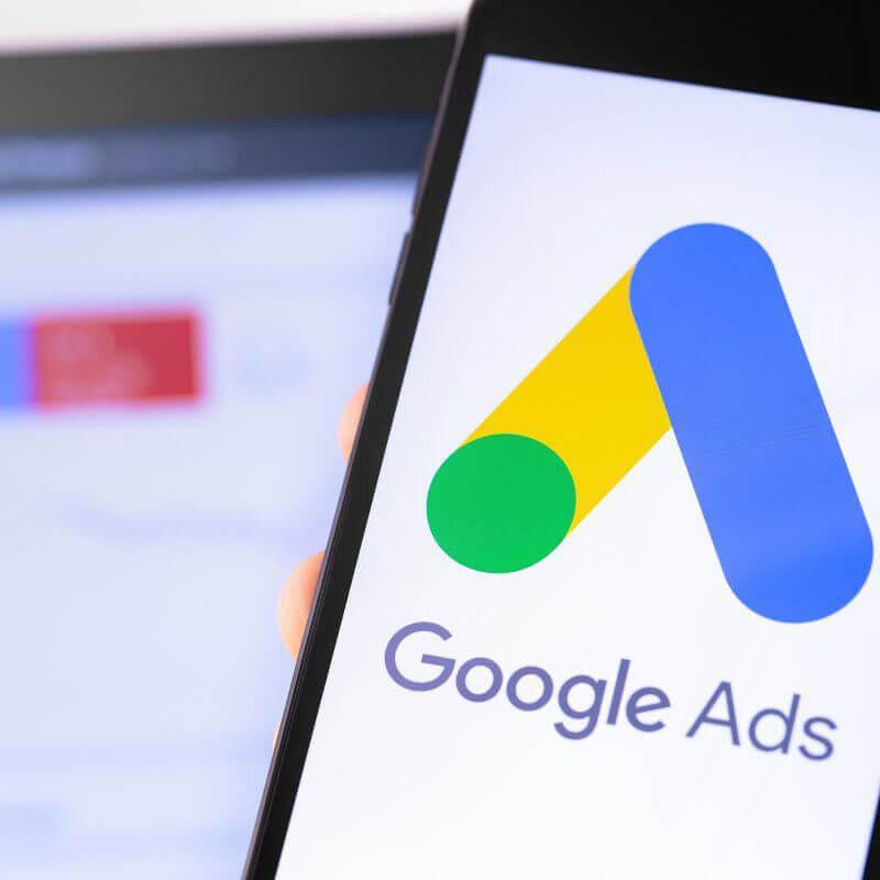 ارائه خدمات تبلیغات گوگل ادز   آژانس دیجیتال مارکتینگ دیماژن