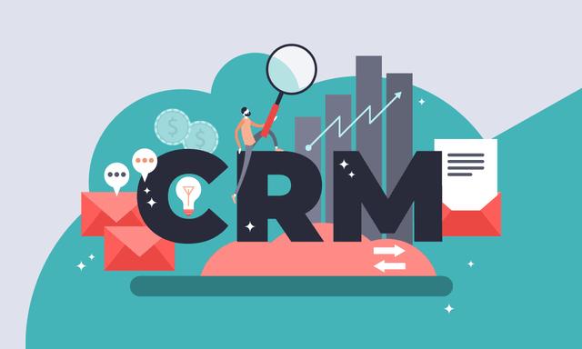 توسعه تجاری با CRM   آژانس دیجیتال مارکتینگ دیماژن