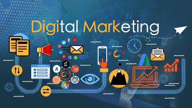 شکل های مختلف دیجیتال مارکتینگ | آژانس دیجیتال مارکتینگ دیماژن