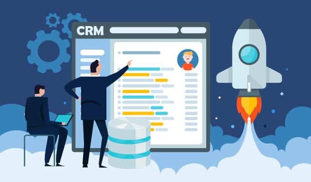 CRM مخفف چیست؟   آژانس دیجیتال مارکتینگ دیماژن