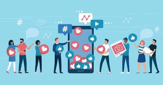 امکان بازاریابی از طریق همه شبکه های آنلاین با دیجیتال مارکتینگ   آژانس دیجیتال مارکتینگ دیماژن