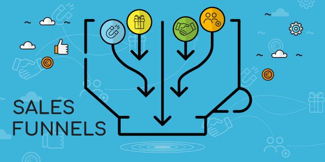 قیف فروش Sales Funnel | آژانس دیجیتال مارکتینگ دیماژن