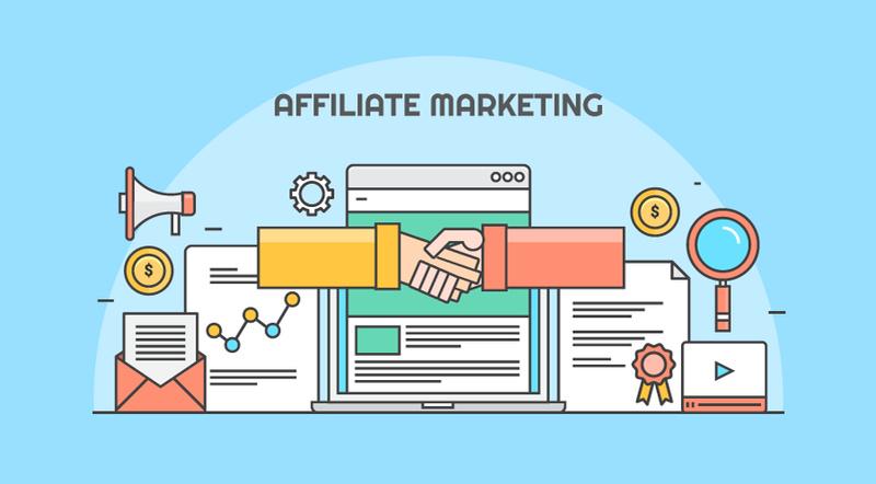 Affiliate Marketing | آژانس دیجیتال مارکتینگ دیماژن