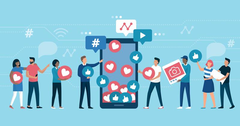 مزایای بازاریابی شبکه های اجتماعی چیست؟ | آژانس دیجیتال مارکتینگ دیماژن