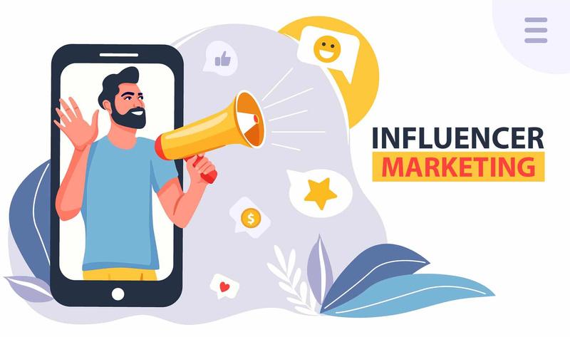 Influencer marketing چیست   آژانس دیجیتال مارکتینگ دیماژن