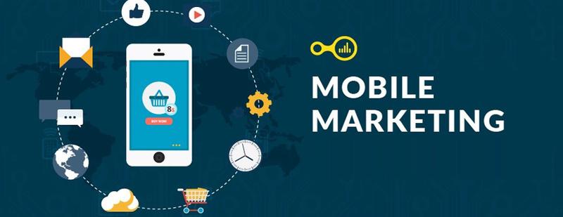 انواع بازاریابی موبایلی | آژانس دیجیتال مارکتینگ دیماژن